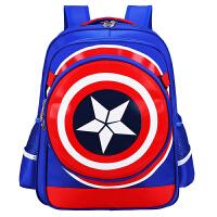 美国队长书包小学生书包男生儿童书包男孩卡通背包1-3-5-6年级