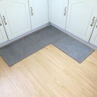 厨房吸水地垫脚垫长条垫子防滑防油家用厨房垫防水可机洗耐脏