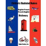 【预订】Children's Illustrated Modern English-French/French-Eng