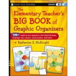 【预订】The Elementary Teacher's Big Book of Graphic Organizers