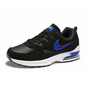男鞋跑步鞋新款运动鞋男减震休闲旅游鞋健身运动气垫鞋