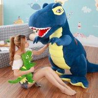 恐龙毛绒玩具布娃娃玩偶卡通霸王龙公仔大号儿童生日礼物男孩可爱