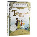 【中商原版】审判官的故事 三个神奇的孩子和他们神圣的狗 英文原版 The Inquisitor's Tale 纽约时报