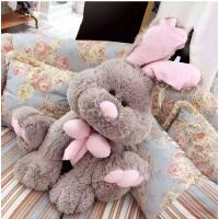 可爱兔子毛绒玩具兔子公仔玩偶邦尼兔布娃娃生日礼物送女生