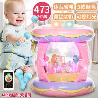 活石(LIVING STONES) 宝宝手拍鼓儿童音乐早教机故事机拍拍鼓婴儿益智玩具