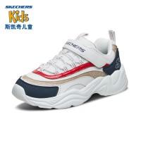 【限时抢:139元】斯凯奇(SKECHERS)新款女童舒适轻软魔术贴运动鞋80764L