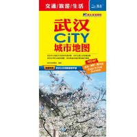 2019年武汉CITY城市地图(附赠最新公交线路速查手册)