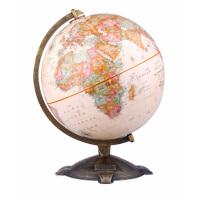 博目地球仪 艾伦:30cm中英文政区古典立体地球仪 9787503034213 北京博目地图制品有限公司 中国地图出版