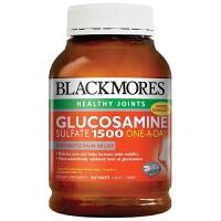 【澳洲直邮】Blackmores 百丽康美维骨力软骨关节 葡萄糖胺180粒 2瓶价 海外购