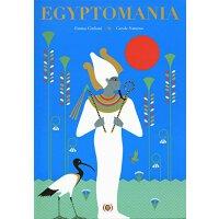 【现货】法语原版 埃及 Egyptomania 大开本艺术绘本20P 9782361934590
