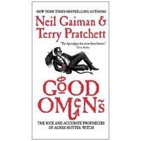 英文原版 Good Omens: The Nice and Accurate Prophe 好兆头