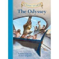 开始读经典:奥德赛 英文原版 Classic Starts:The Odyssey 删节版
