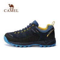 camel骆驼户外男款徒步鞋 防滑耐磨户外登山鞋徒步鞋