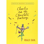 查理和巧克力工厂 英文原版 Charlie and the Chocolate Factory (Puffin Mod