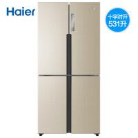 Haier海尔 BCD-531WDVLU1 531升智能十字对开门双变频静音干湿分储冰箱