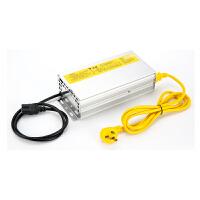 电动车自动断电快速充电器48v20AH/60v72v干电池电瓶车智能充电器 48V 11A3孔