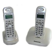松下KX-TG10CN-2 2.4GHz数字无绳电话机 珊瑚白