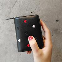 风琴卡包女式多卡位韩国可爱卡片包个性卡夹小清新迷你小巧