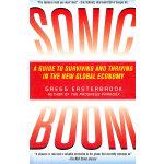 SONIC BOOM(ISBN=9780812974133) 英文原版