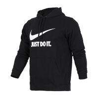 Nike耐克 男装 2018新款运动休闲连帽卫衣套头衫 AJ3315-010