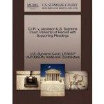 C.I.R. v. Jacobson U.S. Supreme Court Tran****** of Record
