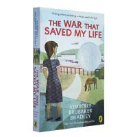 【中商原版】那场战争救了我的命 改变一生的战争 英文原版 拯救我生命的战争 The War That Saved My