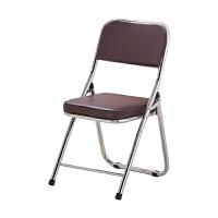 折叠椅子凳子靠背椅子家用折叠椅办公培训椅餐椅便携会议椅电脑椅