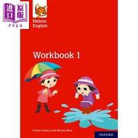 【中商原版】Nelson English: Year 1/Primary 2: Workbook 1牛津纳尔逊英语:级别