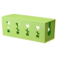 大��源�整理箱插板收�{盒插座��路由器�W��[形�@�器