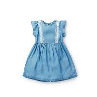 加菲宝贝 GAFFEY KITTY 儿童夏装新款连衣裙GKA1005