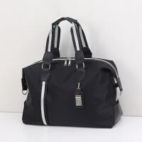 男士旅行包手提出差大容量行李包旅游旅行袋短途商务中小轻便单肩