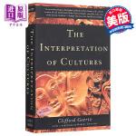 【中商原版】克利福德格尔茨 文化的解释 修订版 英文原版 The Interpretation of Cultures
