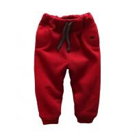 儿童装男童装棉裤加厚加绒0宝宝1秋天2婴幼儿3保暖半岁长裤子