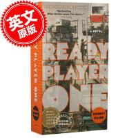 现货 头号玩家 英文原版 Ready Player One 斯皮尔伯格 同名电影小说 一号玩家准备 进口原版图书 科学