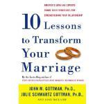 【预订】Ten Lessons to Transform Your Marriage: America's L