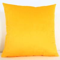 北欧几何简约组合黄抱枕沙发靠垫家居软装样板房靠枕