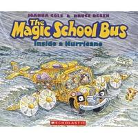 [英文原版]The Magic School Bus Inside A Hurricane