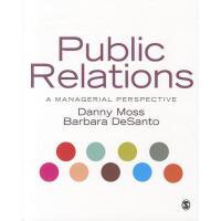 【预订】Public Relations: A Managerial Perspective 978076194857