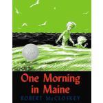 【预订】One Morning in Maine