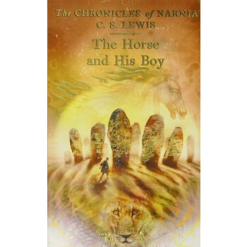 英文原版 The Chronicles of NARNIA #3: The Horse and His Boy纳尼亚传奇3:能言马与男孩