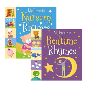 favourite bedtime nursery rhymes - 350×350