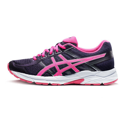 ASICS亚瑟士18春夏跑步鞋女运动鞋GEL-CONTEND 4 T8D9Q-3320