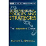 【预订】Entrepreneurial Policies and Strategies: The Innovator'