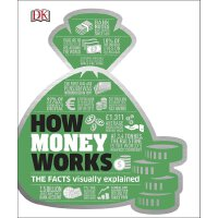 How Money Works: The Facts Visually Explained 英文原版 DK金钱百科