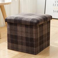 【家装节 夏季狂欢】收纳凳子储物凳可坐沙发小家用时尚创意箱神器换鞋凳