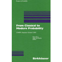From classical to modern probability : cimpa summer school