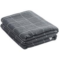 六层纱布毛巾被纯棉单人午睡小毛毯夏季床单双人盖毯子儿童被子 120*150cm纯棉六层纱 重达1.4斤