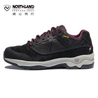 诺诗兰女鞋 秋冬户外防水透气防滑GORE-TEX徒步登山鞋FH992555