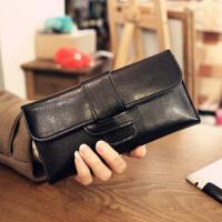 长款钱包女包长款钱夹美女式皮夹卡包