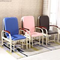医院陪护床折叠椅单人折叠床简易床躺椅午休床午睡床